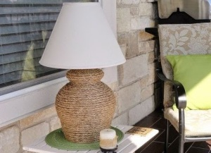 outdoor lighting - lamps